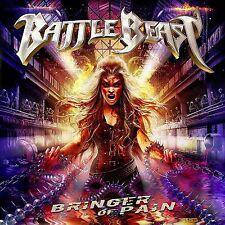 Bringer of Pain by Battle Beast +3 BONUS ltd diji BATTLE BEAST CD ( FREE SH)