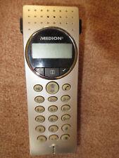 altes Medion Telefon Schnurlostelefon Tischtelefon schnurlos