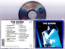 DOORS  Go Insane (Live Los Angeles 22.12.1967) Italy Press CD VERY RARE