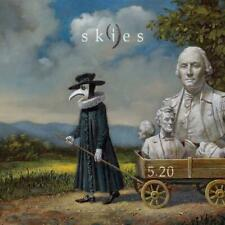 NINE SKIES - 5.20 SEALED DIGIPAK CD 2021 NEO PROGRESSIVE FRANCE