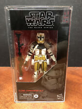 Star Wars Black Series 6? Clone Commander Bly CAS 90 Equal to AFA EM5605