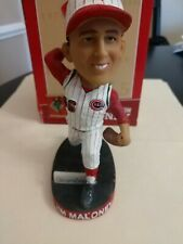 Jim Maloney Cincinnati Reds SGA Bobblehead 1961 NL Champion