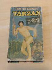 1950 TARZAN AND THE JOURNEY OF TERROR NEW BETTER LITTLE BOOK WHITMAN HARDBACK