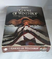 Il fantasma di Winthrop MISTERO THRILLER puzzle + Puzzle segreta dell'immagine da Bepuzzled