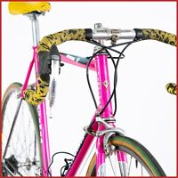 VIRGINIA ORIA KK CAMPAGNOLO RECORD 8s SPEED STEEL ROAD RACING VINTAGE OLD BIKE