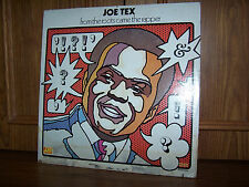 Joe Tex - From the Roots Came the Rapper LP Atlantic SD-8292 1972 EX/VG
