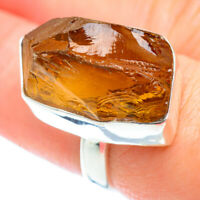 Citrine 925 Sterling Silver Ring Size 8 Ana Co Jewelry R52996