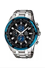 New Casio Edifice EF-539D-1A2V Men's Sport Watch with Chronograph Date Quartz