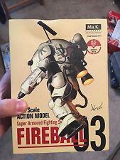 Ma.K Sentinal (SF3D) 1/16 S.A.F.S FIREBALL Figure Series 03 Maschinen Krieger