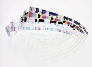 New Fashion Elegant Lightweight Transparent Rimless Reading Glasses +1.0 ~ +4.0