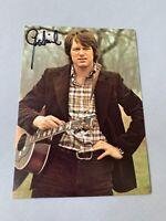 GUNTER GABRIEL († 2017) 'Schlager'  original signierte Autogrammkarte 10x15
