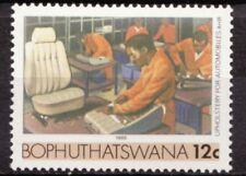 Bophuthatswana 1985 Mi 139 Industrie, Industry MNH