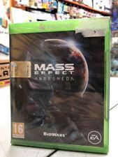 Mass Effect Andromeda + dlc preorder Ita XBox One NUOVO