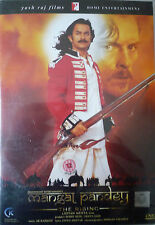 MANGAL PANDEY - AAMIR KHAN - BRAND NEW 2DISC COLLECTOR EDITION BOLLYWOOD DVD