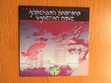"""ANDERSON BRUFORD WAKEMAN HOWE Order Of The Universe 1989 UK 7"""" VINYL SINGLE P/S"""