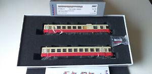 SNCF LS MODELS AUTORAIL EAD X4300 / XR8300 + ECLAIRAGE HO DCC/SOUND N° 10062S