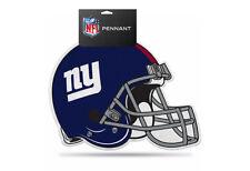NFL New York Giants Die Cut Felt Pennant Sign Wall Man Cave Helmet NEW