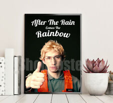 Star Wars Movie Poster Print - Kylo Ren - After The Rain Comes The Rainbow