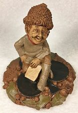 KING OF CLUBS-R 1984~Tom Clark Gnome~Cairn #1036~Ed #33~Hand Signed~Story~COA