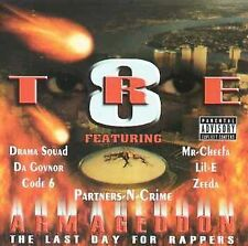 New: Tre-8: Armageddon  Audio Cassette