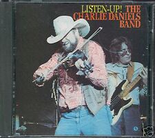 Listen Up! CD The Charlie Daniels Band Gently Used MO