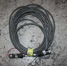 20 Way Burndy Multi-Pin Multipin Audio Multicore cable concert trunk drop 15m