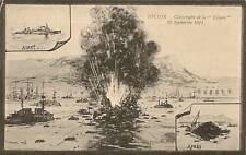 CPA TOULON CATASTROPHE DE LA LIBERTE 25 SEPTEMBRE 1911