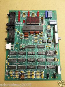 ALTECH CONTROLS SSPC-CPU AA-008-00 CIRCUIT BOARD CARD