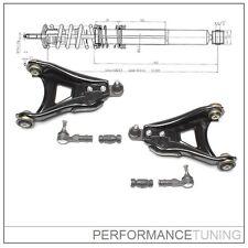Kit -6 pcs- Bras de Suspension Avant, Gauche + Droite - RENAULT CLIO II / KANGOO