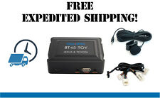 USA Spec BT45-TOY Toyota / Lexus Plug & Play OEM Integration Bluetooth, USB, AUX