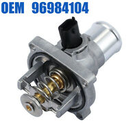 COOLANT THERMOSTAT FOR VAUXHALL OPEL ASTRA G H MERIVA VECTRA C ZAFIRA 1.6 1.8