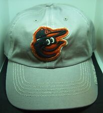 New ListingVintage Baltimore Orioles Authentic Forty Seven Gray Baseball Cap W Logo