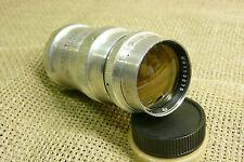 JUPITER - 11  F4 /135mm Russian lens M39 for RF camera (# 152)