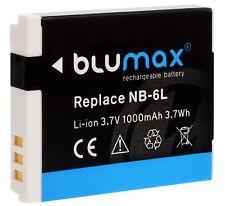 NB-6L Battery Pack Akku Kamera-Akku für Canon PowerShot SX240 HS  NB-6LH 1000mAh