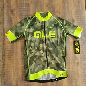 Ale Graphics PRR Camouflage Cycling Jersey Large (Race fit!)