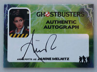 Cryptozoic 2016 Ghostbusters Movie Authentic Artist Autograph Card
