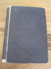Channing's Works 1875 Antique Book