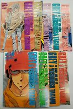 GREY #1-9 COMPLETE SET ~ VF-NM 1988 VIZ COMICS ~ YOSHIHISA TAGAMI
