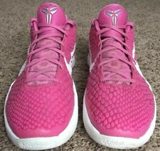 Nike Zoom Kobe VI 6 THINK PINK KAY YOW BREAST CANCER 429659-601 sz 11