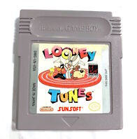Looney Tunes Nintendo Game Boy Original Game - Tested + Working & Authentic!