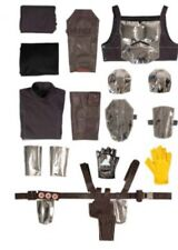 mandalorian costume, includes full costume. All accessories for cosplay