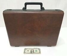 Samsonite Omega GL Hard Plastic Briefcase Attache - Combination Lock Retro Thin