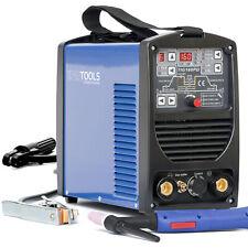 TIG-160 WIG Schweißgerät DC mit Digitalanzeige Puls E-Hand HF Zündung 160 Amper