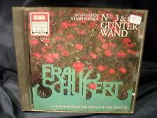 Schubert - Sinfonies Nos. 3 & 6 -Günter Wand / Kölner RSO