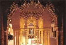 Spain Granada Alhambra Gypsum and Lions Court Fountain