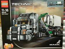 Authentic LEGO Technic 2018 Mack Anthem #42078 New in Sealed Box, 1 seal broken
