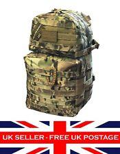 40 Litre MTP Multicam Rucksack Military Army Cadets Airsoft Camo Daysack Bergan