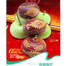 FD2483 Bottle Gourd Seed Carving Bottle Gourd Hot Seeds ~1 Pack 6 Seeds~