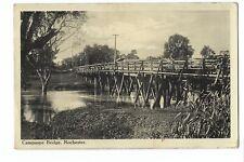 Australia: Victoria, Rochester, Campaspe Bridge
