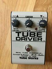 Tube Works Bk Butler Tube Driver guitar overdrive